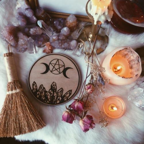 White Magic Spell to Bring Back a Lover