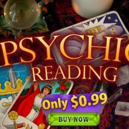 psychic reading trial