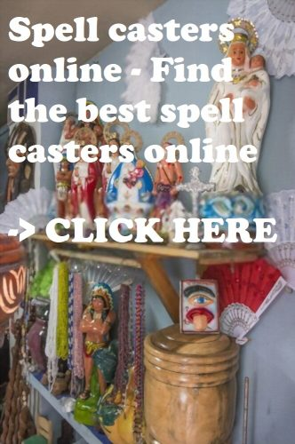 finding real online spell casters